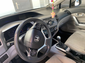 Honda Civic D Ex Coupe 5vel Mt 2012
