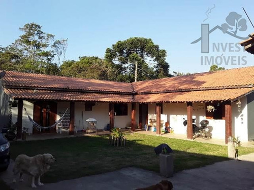 Cod 3845 - Casa De Campo Em São Roque!!! - 3845