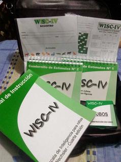 Wisc- Iv Escala De Inteligencia