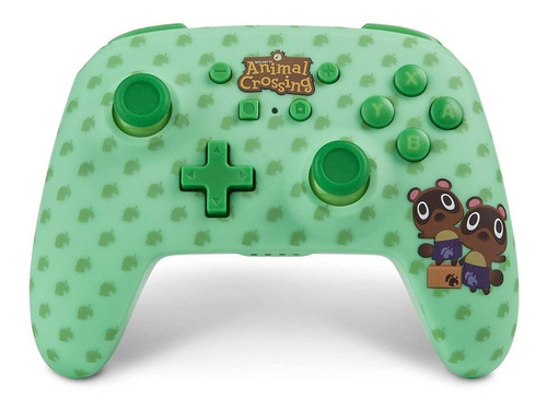 Imagen 1 de 4 de Joystick Inalámbrico Control Nintendo Switch Animal Crossing