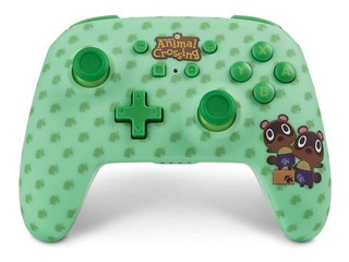 Control Inalámbrico Joystick Nintendo Animal Crossing Nuevo
