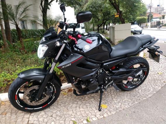 Yamaha Xj6 N 13