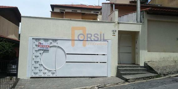 Sobrado Com 3 Dorms, Parque Santana, Mogi Das Cruzes - R$ 440 Mil, Cod: 1261 - V1261