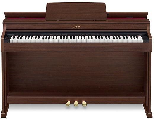 Piano Digital Casio Celviano Ap-470 Bn Marrom Ap 470bn
