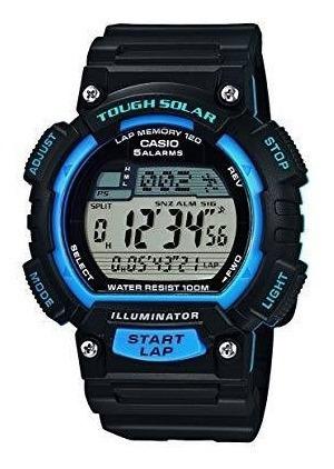 Relógio Casio Solar Stl-s100h-2avdf 100 Metros 100% Original