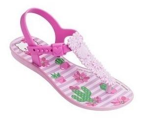 Lançamento Sandália 21785 Hello Kitty Mix Fun