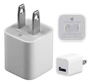 Cargador Apple iPhone 5 6 7 8 Plus iPod Original A1385 5v 1a