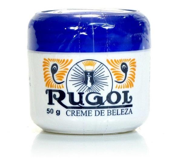 Rugol Tradicional Creme De Beleza 50g