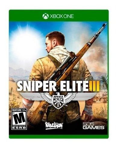 Sniper Elite 3 Midia Fisica Em Portugues