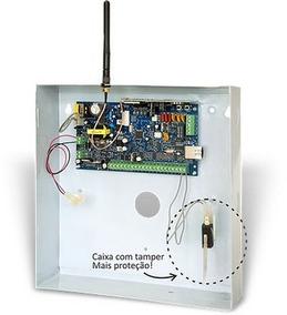 Central De Alarme Viaweb System Vw 16z Gprs