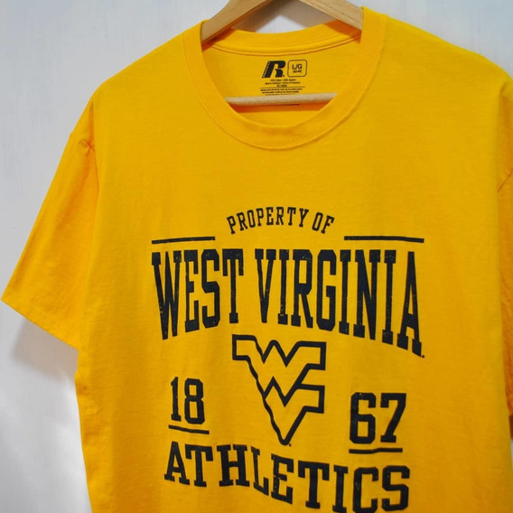 Remera Russell West Virginia Talle L