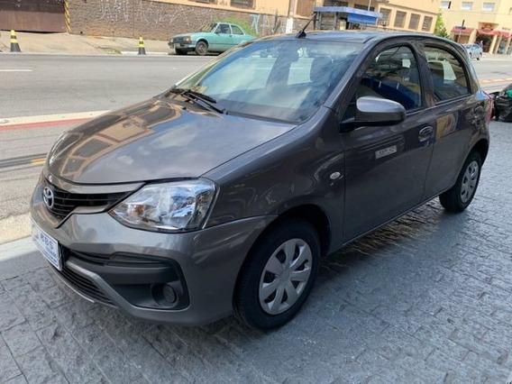 Toyota Etios X 1.3 16v Flex, Qok7035