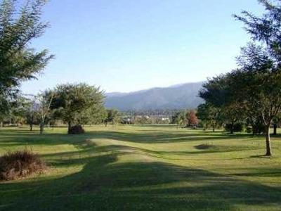 Lote Con Salida A La Cancha De Golf En C° Las Yungas - Yerba Buena