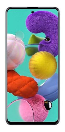 Imagen 1 de 5 de Samsung Galaxy A51 128 GB prism crush blue 6 GB RAM