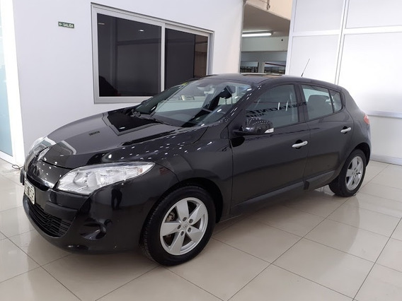 Renault Megane Iii 2.0 Luxe 2012 64.000km 5 Puertas Negro