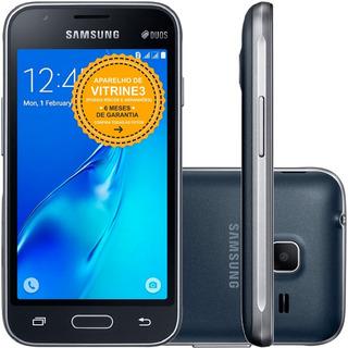 Samsung Galaxy J1 Mini J105b 8gb Dual 3g 5mp Preto Vitrine 3