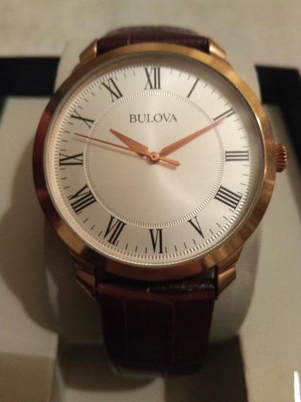 Reloj, Bulova 97a107 Caballero....citizen Seiko Mido Rado