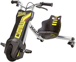Maquinilla De Afeitar Electrica Jinete 360 Triciclo