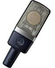 Microfone Akg C 214