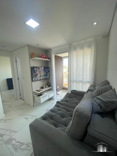 Imagem 1 de 30 de Apartamento À Venda No Bairro Vila Augusta - Guarulhos/sp - 249
