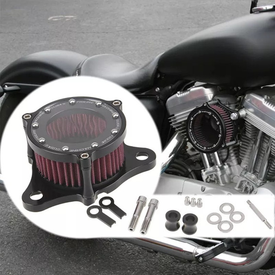 Filtro De Ar Esportivo Harley 883 - 1200 Sportster