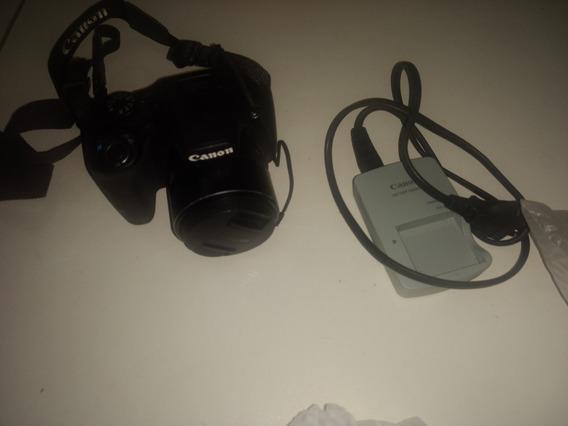 Câmera Canon Power Shot Sx520 Hs