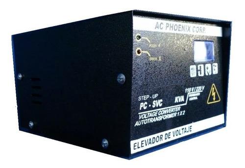 Convertidor  De Voltaje De 110 Volts, A 220 Volts, 1000 Wts