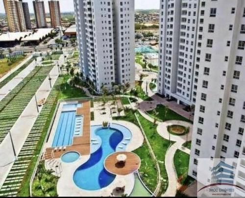 Apartamento Para Venda Ou Aluguel Lacqua, Neópolis