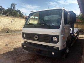 Vw 8160/14 Branco Com Plataforma Guincho