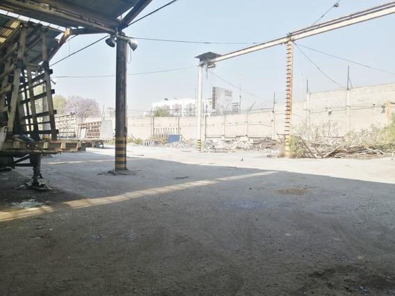 Renta Terreno En Vía Morelos, Ecatepec, Edo Mex
