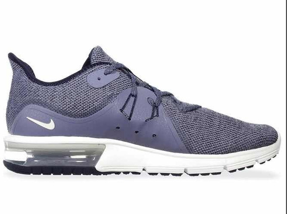 Zapatillas Nike Air Max Sequent 3 Talle 39.5 Us 7.5