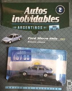 Autos Inolvidables Número 3 Torino Ika 380w 2 Puertas 1967
