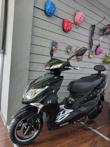 Sunra Hawk 3000w 72v Scooter Electrico 0km Bateria Gel Y