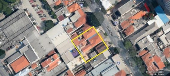 Terreno Para Alugar, 1310 M² Por R$ 12.000/mês - Santa Paula - São Caetano Do Sul/sp - Te0014