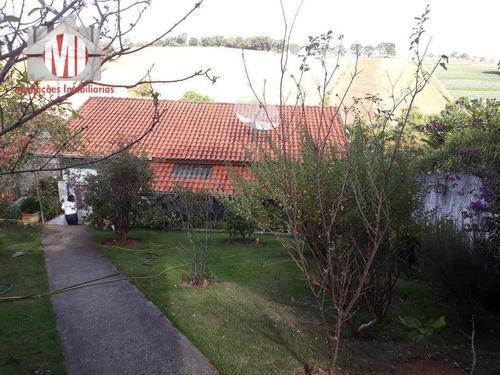 Chácara Com Escritura, Riacho, 02 Dormitórios À Venda, 1980 M² Por R$ 350.000 - Zona Rural - Pinhalzinho/sp - Ch0242