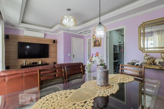 Apartamento No 5º Andar Com 3 Dormitórios E 2 Garagens - Id: 892944736 - 244736