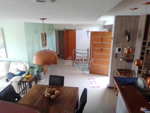Imagem 1 de 15 de Casa Com 4 Dormitórios À Venda, 260 M²- Badu - Niterói/rj - Ca0724