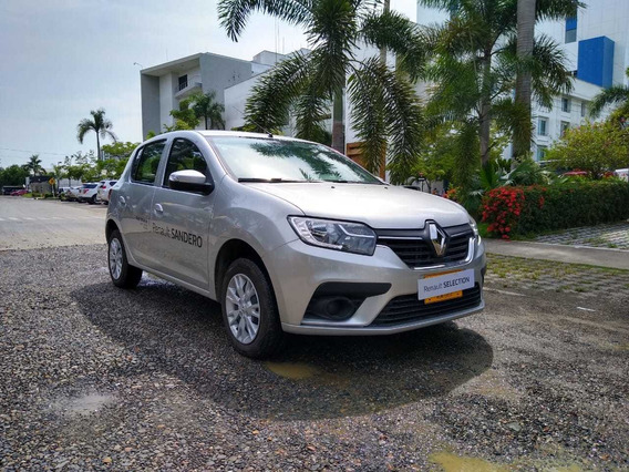 Renault Sandero Life + Ph2 2020