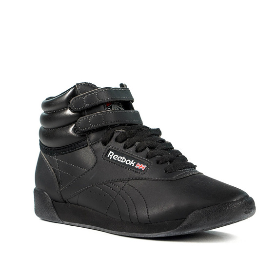 Zapatillas Reebok Freestyle High Mf Mujer Negro
