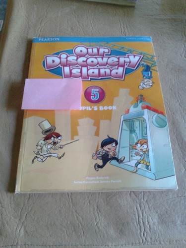 Our Discovery Island 5 Pupils Book Pearson
