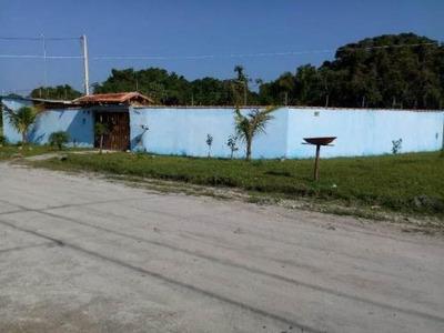 Casa Em Itanhaém - Lado Praia, 345m2 (pequena Entrada)