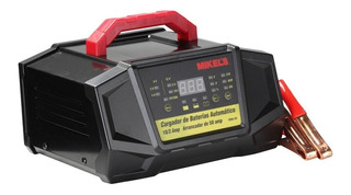 Cargador De Baterias Automatico Con Arrancador 50 Amp 12v