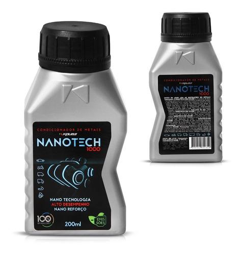 Condicionador De Metais Nanotech 1000 200ml