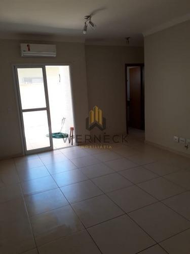 Imagem 1 de 12 de Apartamento, Jardim Botânico, Ribeirão Preto - 1332-v