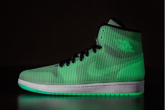 Tenis Jordan 4lab1 Glow/refective