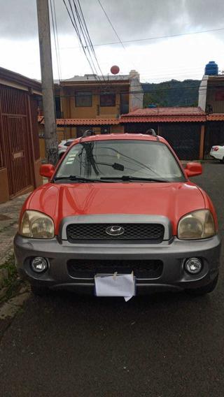 Vendo Hyundai Santa Fe 4x4