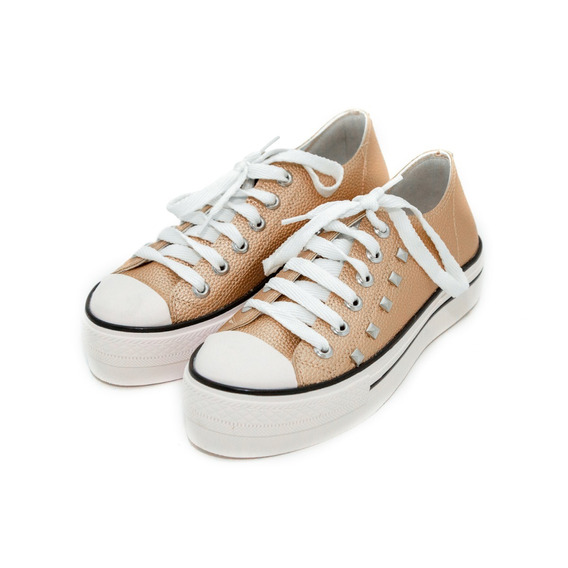 Zapatillas Mujer Con Apliques Class Express Mod. 232