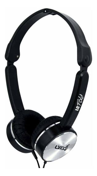 Fone On-ear Lc Fold S 20 Hz - 20 Khz 32 Ohms Lyco