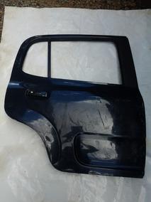 Porta Fiat Uno Vivace, Traseira, Lado Direito