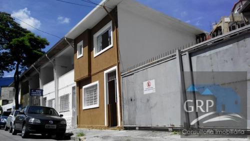 Sobrado Comercial Para Venda Em Santo André, Casa Branca, 2 Banheiros - 7656_1-1113525